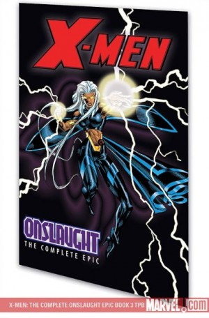 X-Men: The Complete Onslaught Epic, Book 3 TP