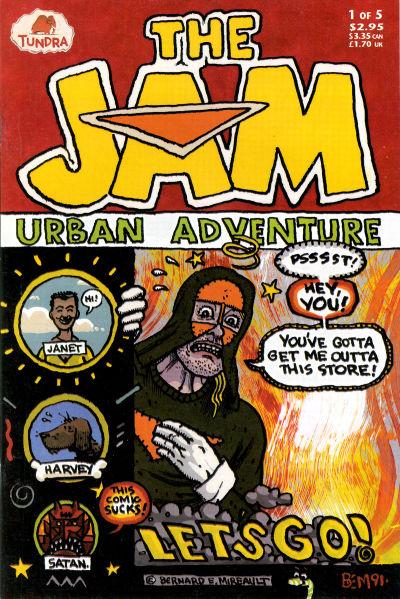 The Jam: Urban Adventure #1
