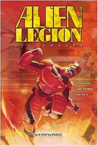 Alien Legion Force Nomad Vol. 2: Piecemaker TP