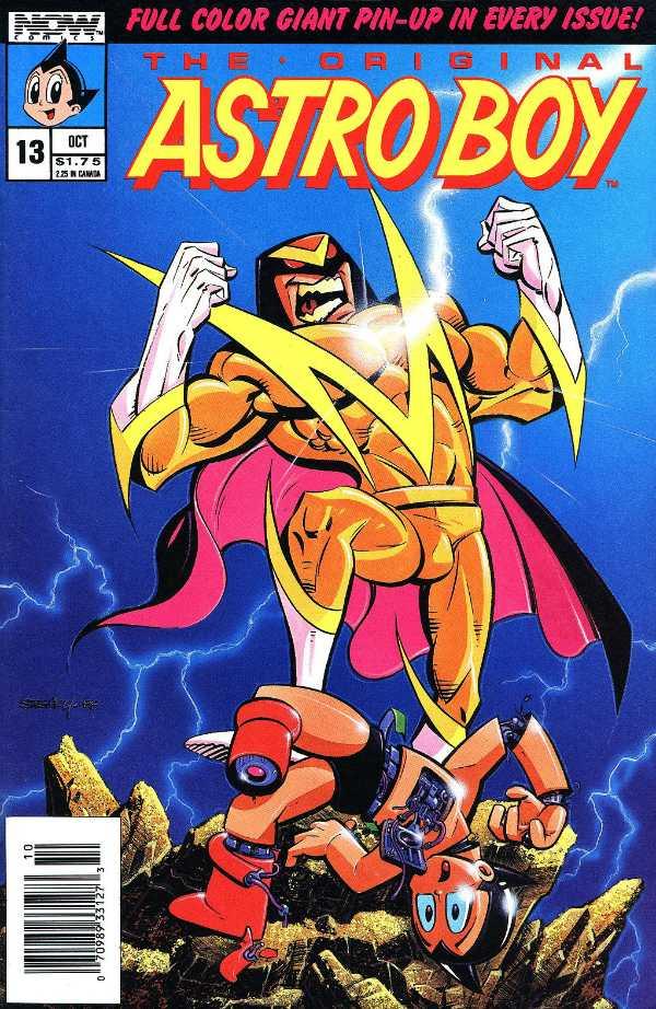The Original Astro Boy #13