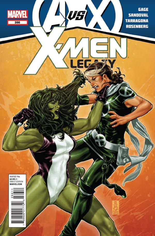 X-Men: Legacy #266