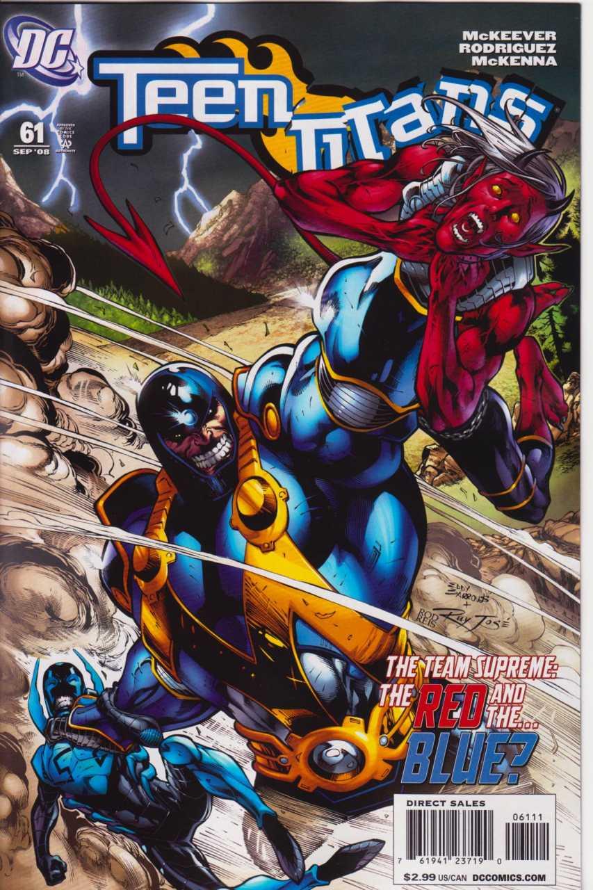 Teen Titans #61