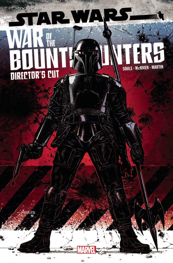 Star Wars: War of the Bounty Hunters Alpha - Director's Cut #1