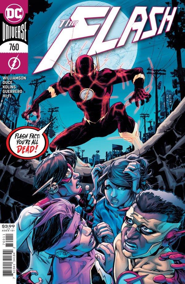 The Flash #760