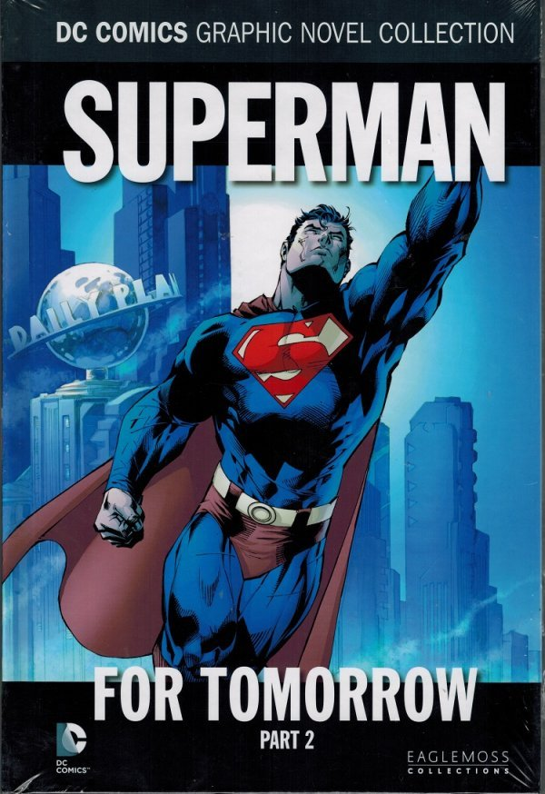 DC Comic Graphic Novel Collection 87 Eaglemoss Superman