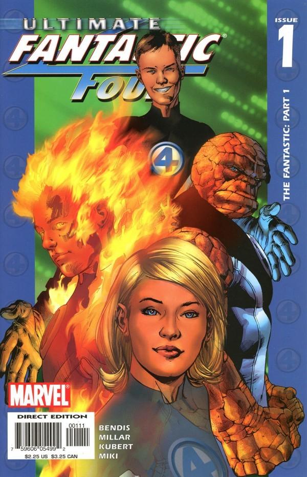 Ultimate Fantastic Four #1