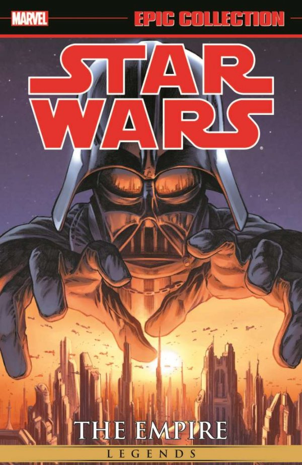 Star Wars Legends Epic Collection: The Empire Vol. 1 TP