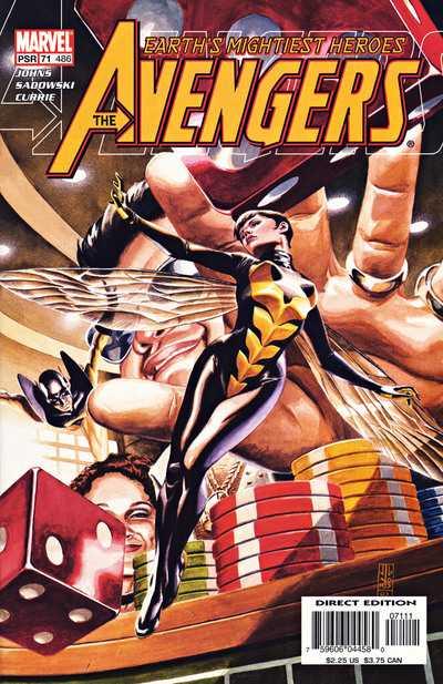 The Avengers #71