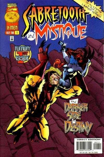 Sabretooth and Mystique #1