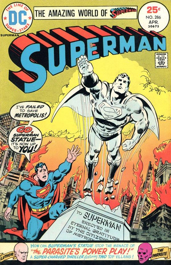 Superman #286