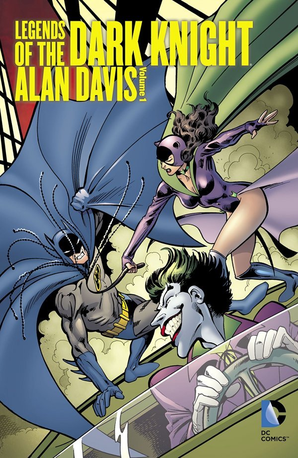 Legends of the Dark Knight: Alan Davis HC