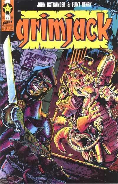 Grimjack #77