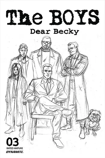 The Boys: Dear Becky #3