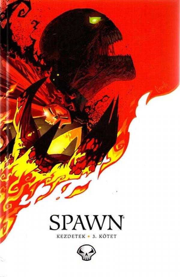Spawn Kezdetek 3. Kötet HC