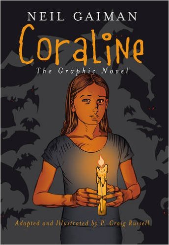 Coraline: The Graphic Novel TP