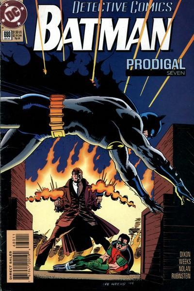 Detective Comics #680