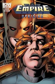 Empire Uprising #5