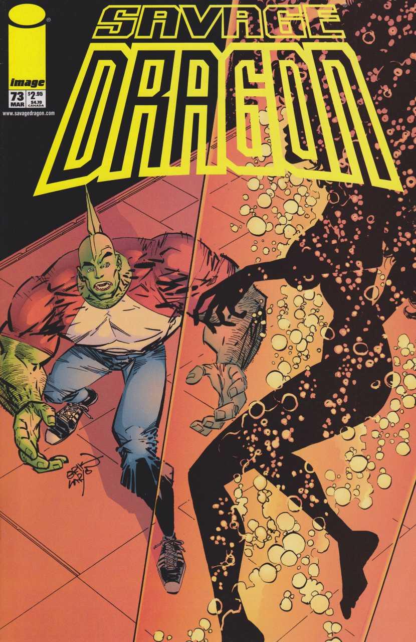 Savage Dragon #73