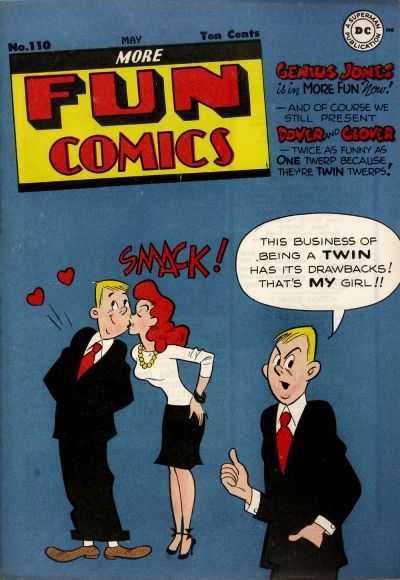 More Fun Comics #110