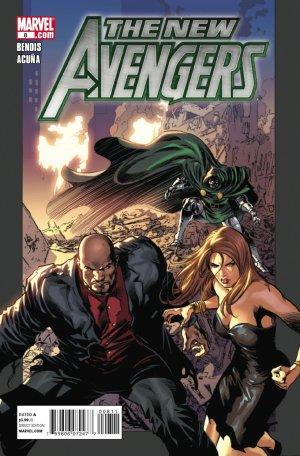 The New Avengers #8
