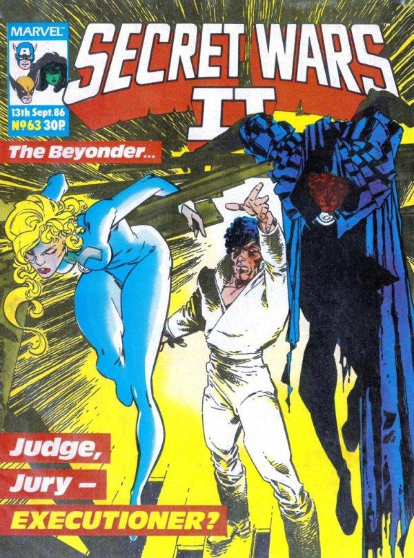 Marvel Super Heroes Secret Wars #63