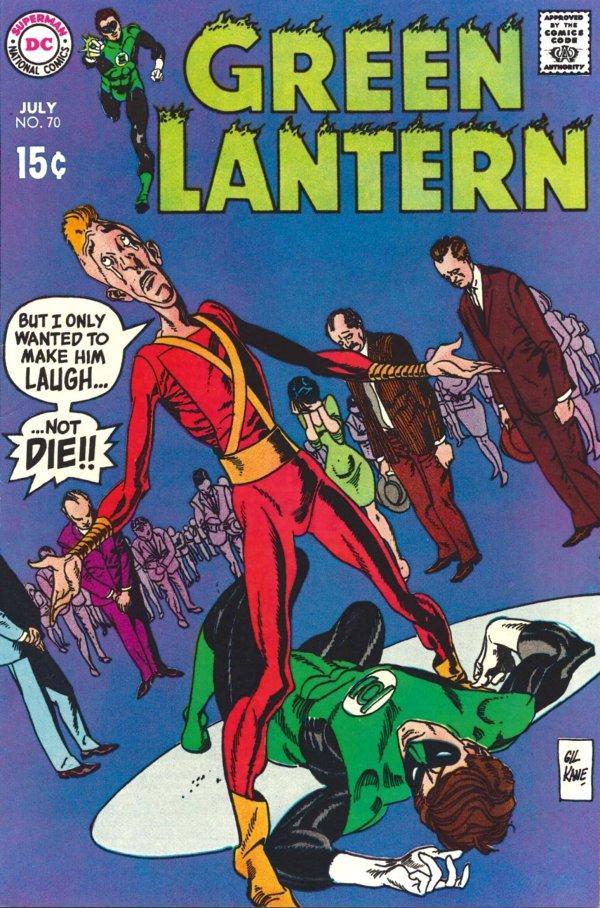 Green Lantern #70