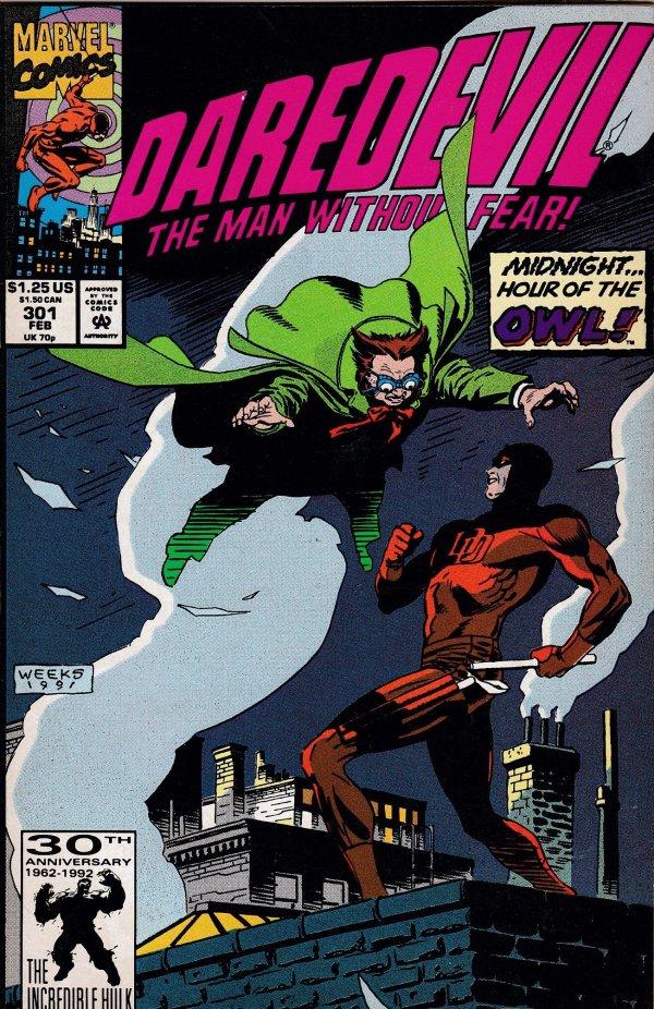 Daredevil #301