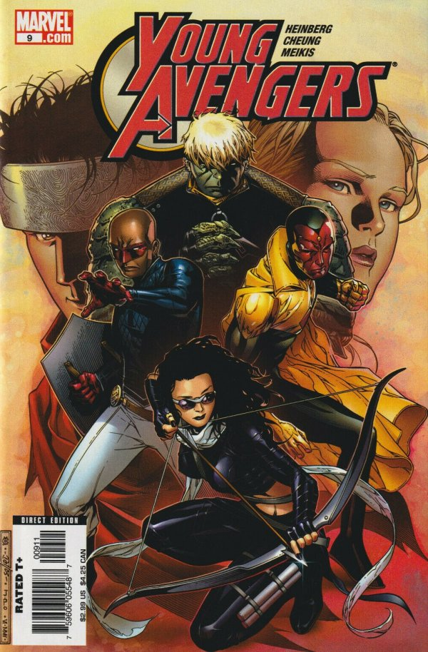 Young Avengers #9