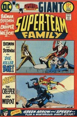 Super-Team Family #2