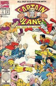 Captain Planet and the Planeteers #7