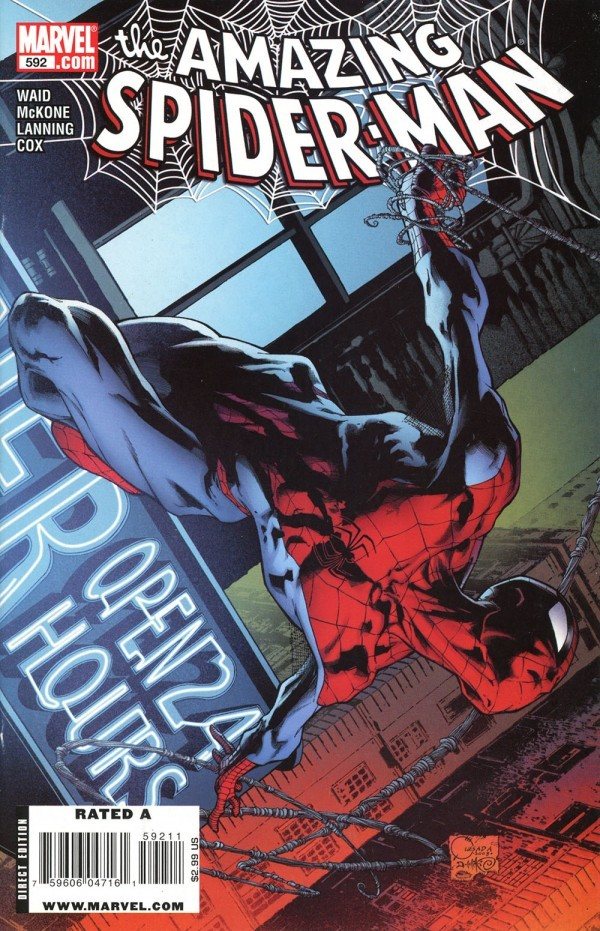 The Amazing Spider-Man #592