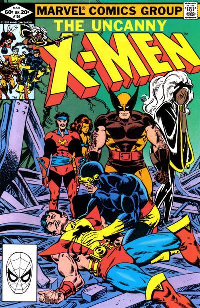 Uncanny X-Men #155