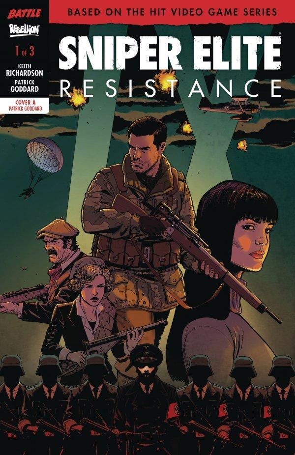 Sniper Elite: Resistance #1