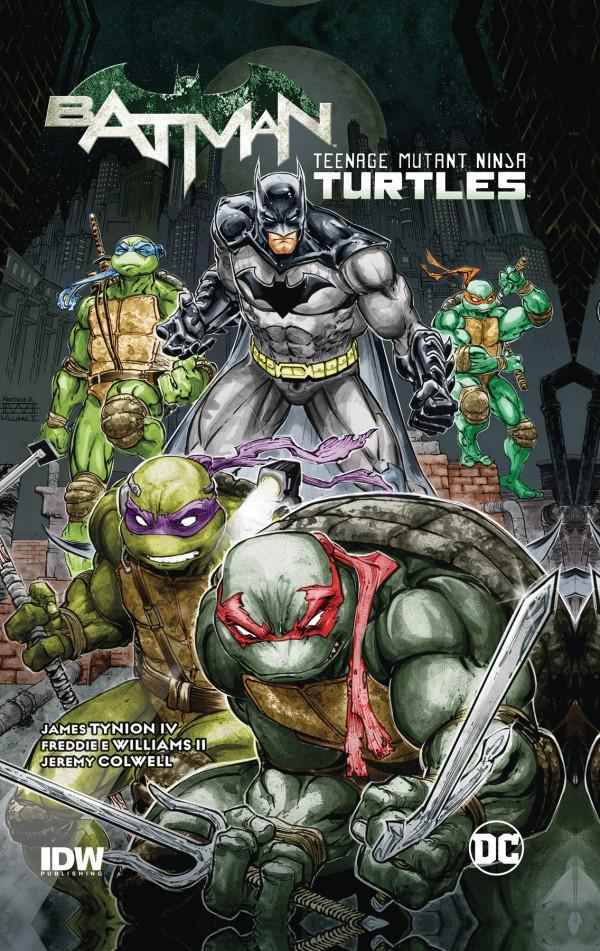 Batman / Teenage Mutant Ninja Turtles TP