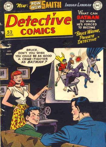 Detective Comics #155