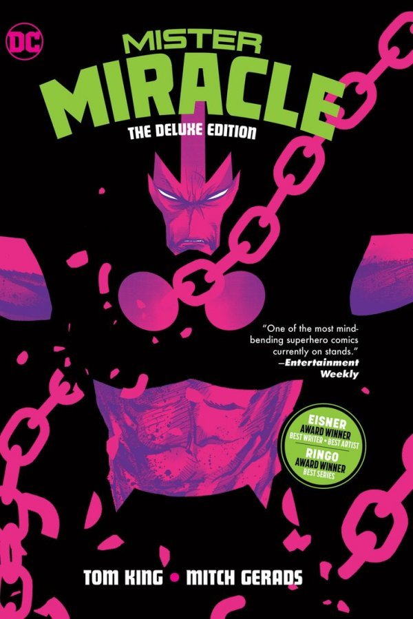 Mister Miracle: The Deluxe Edition HC