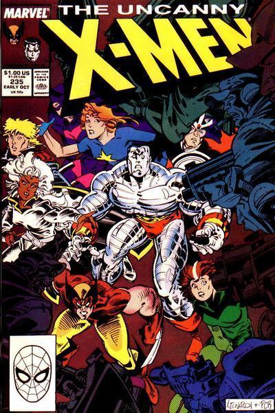Uncanny X-Men #235
