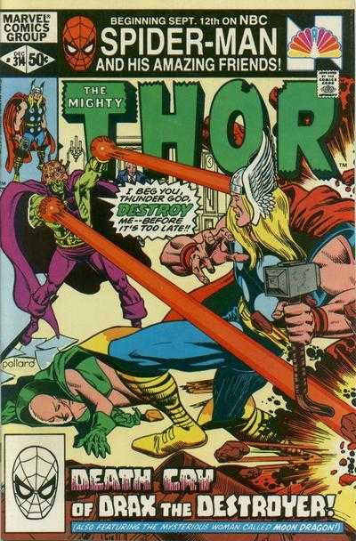 The Mighty Thor #314