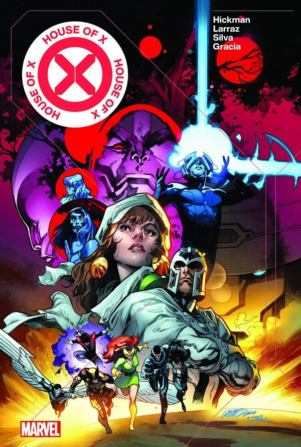 House of X/Powers of X TP