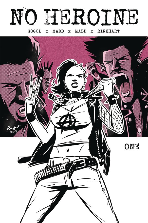 No Heroine #1 review
