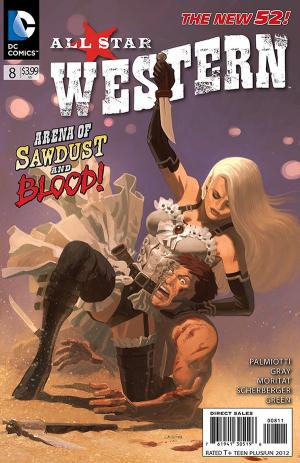 All-Star Western #8