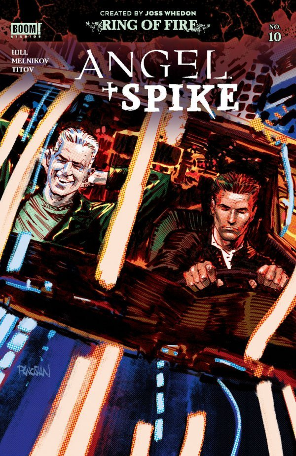 Angel & Spike #10 review