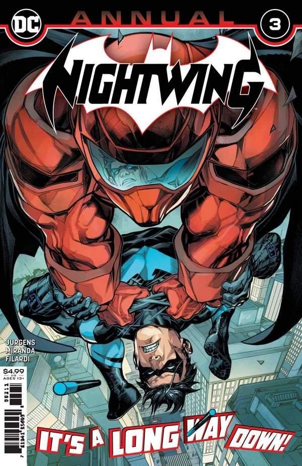 Nightwing Annual #3