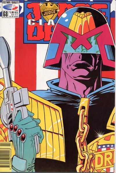 Judge Dredd Classics #68