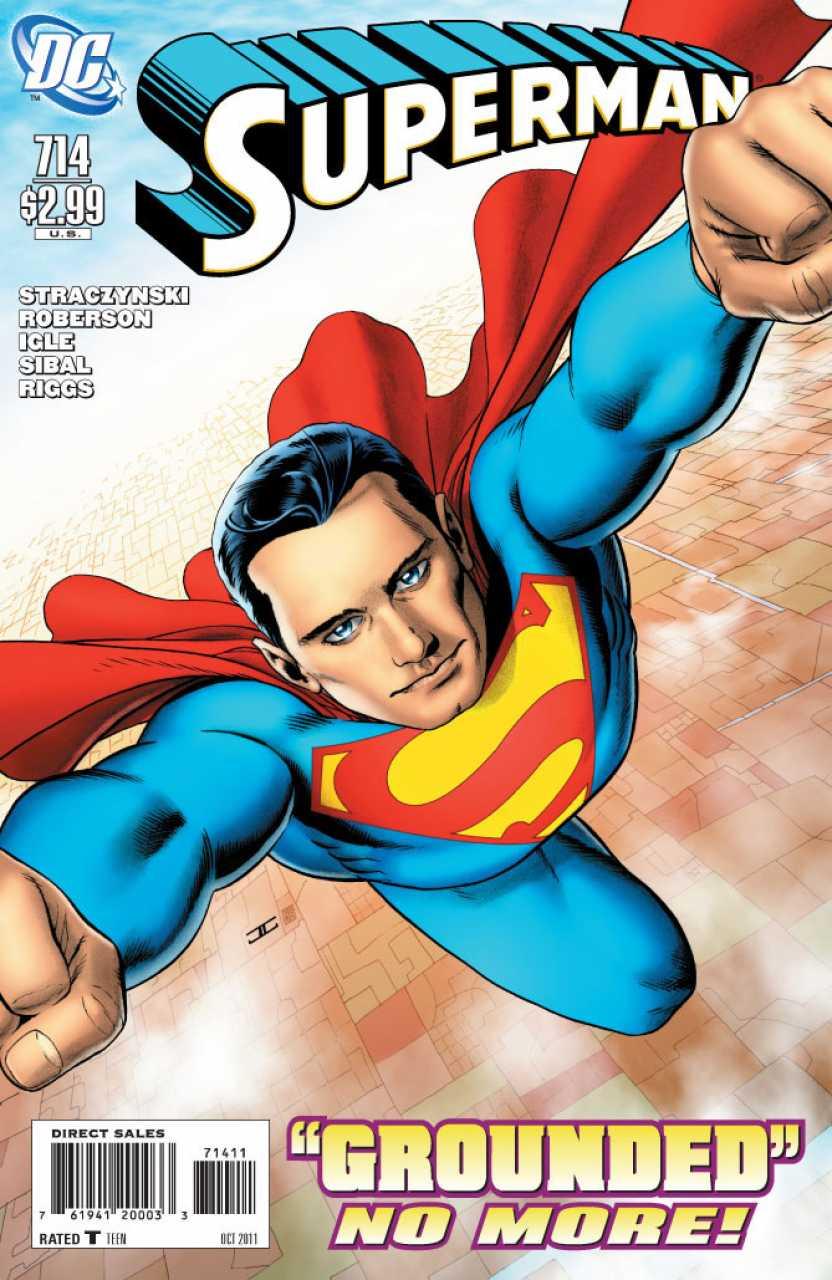 Superman #714