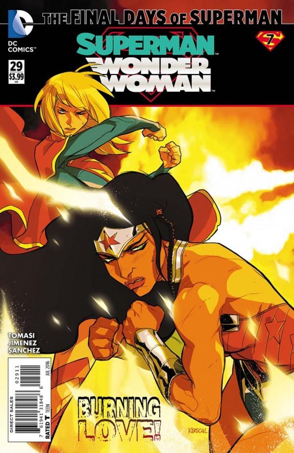 Superman / Wonder Woman #29