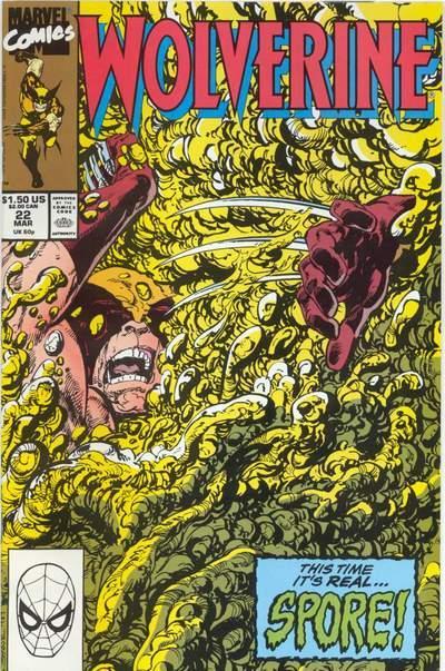 Wolverine #22