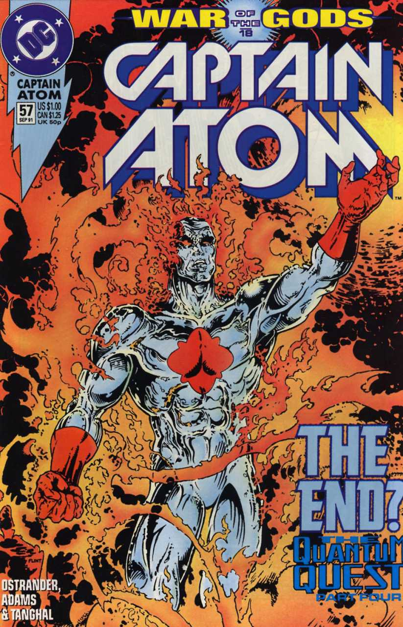 Captain Atom #57