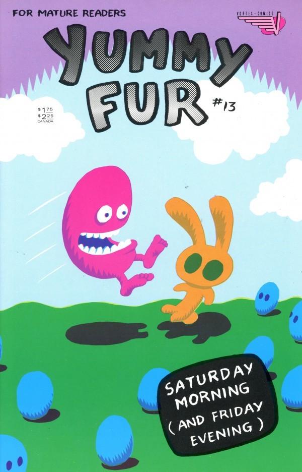 Yummy Fur (Vortex) #13
