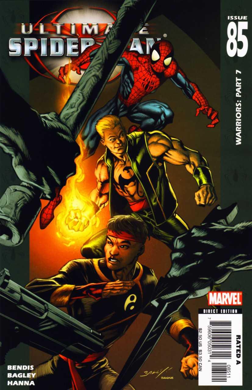 Ultimate Spider-Man #85